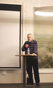 Lietuvos žemės ūkio bendrovių asociacijos generalinio direktoriaus pavaduotojas Eimantas Pranauskas
