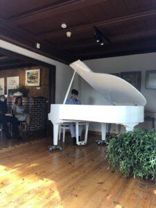 Klasikinės vokiškos muzikos koncertas T. Manno namuose